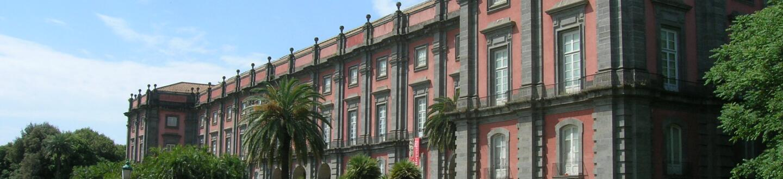 Exterior view of the Museo di Capodimonte.