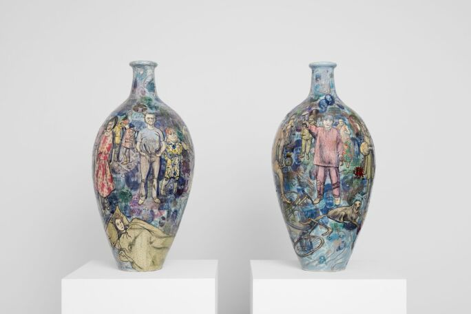 Grayson Perry, Matching Pair (2017)