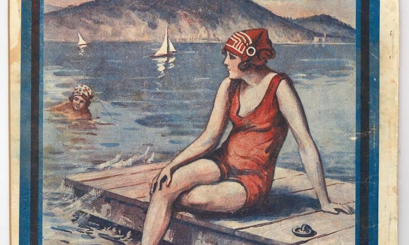 Resimli Ay Magazine, 1922