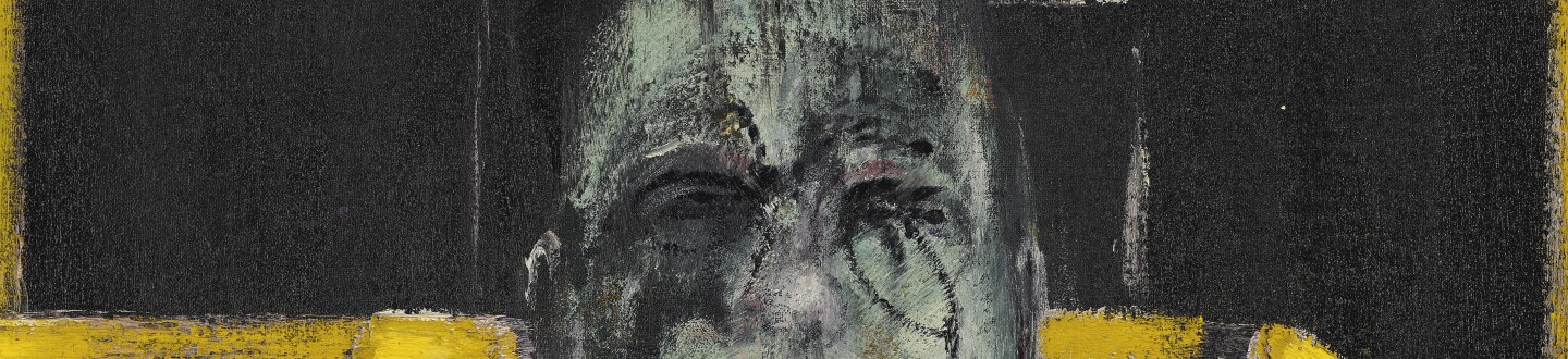 Francis Bacon, STUDY FOR A HEAD, 1952. Estimate $20,000,000–30,000,000.