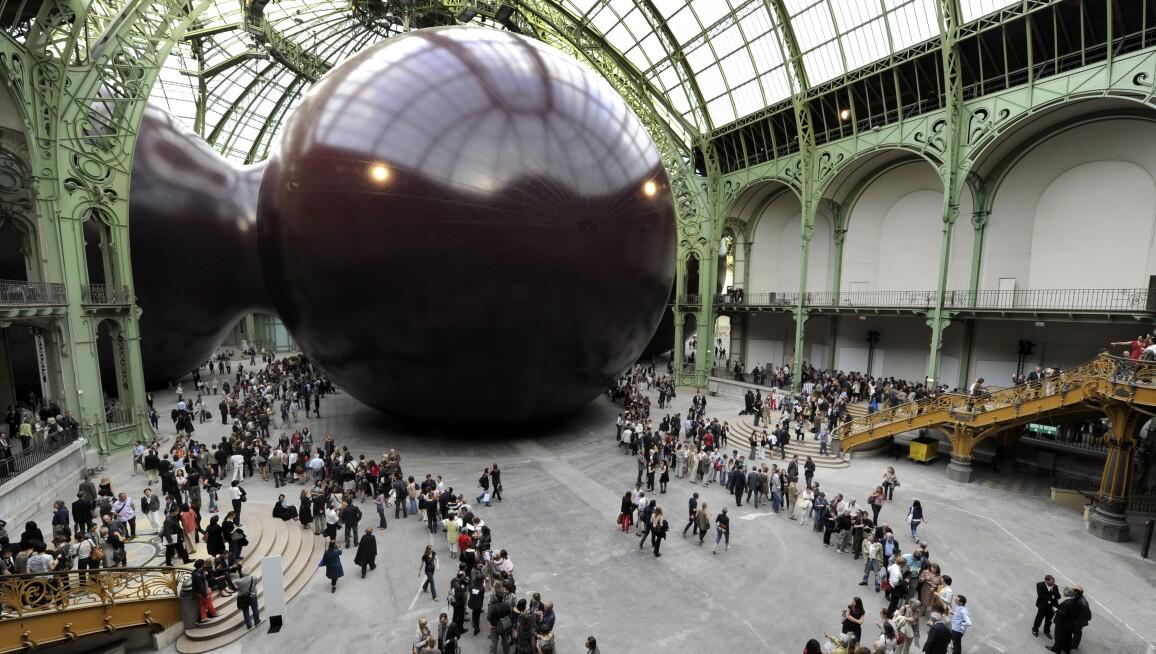 Interior View, Grand Palais