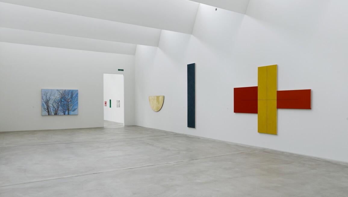 Interior View, Kunstmuseum Winterthur