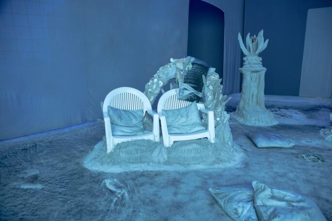 Laure Prouvost French Pavilion Venice Biennale