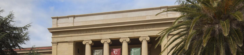 Exterior View, Iris and Gerald B. Cantor Arts Center
