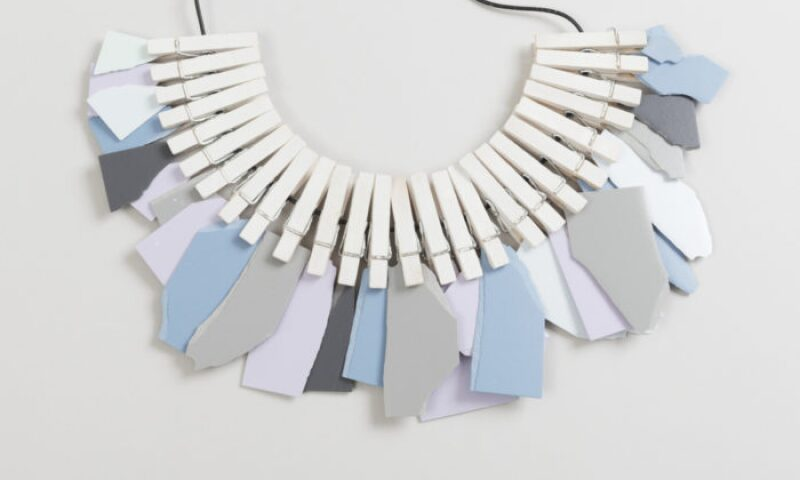 Necklace from the Colorcore Personal Adornment Series