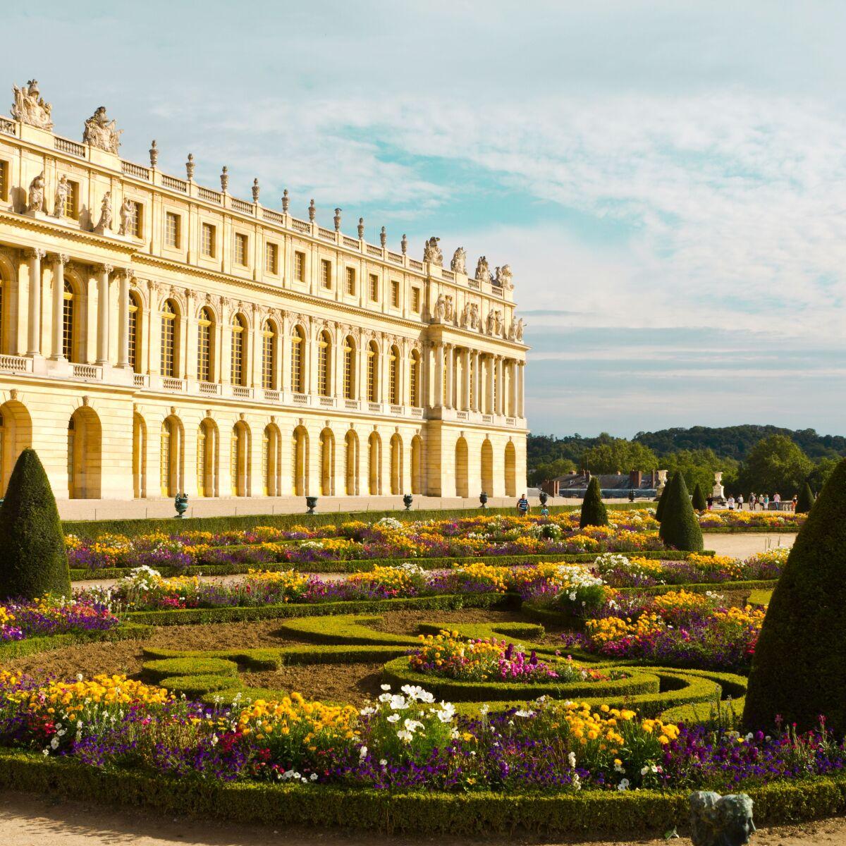 Paris Apartments Versailles: Château De Versailles