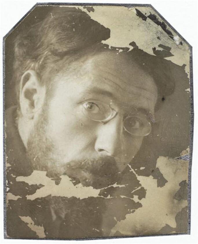 Portrait of the Artist Pierre Bonnard