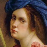 Artemisia Gentileschi: Artist Portrait
