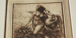 On the Road from Chatsworth to Sotheby's: Da Vinci's Leda and the Swan