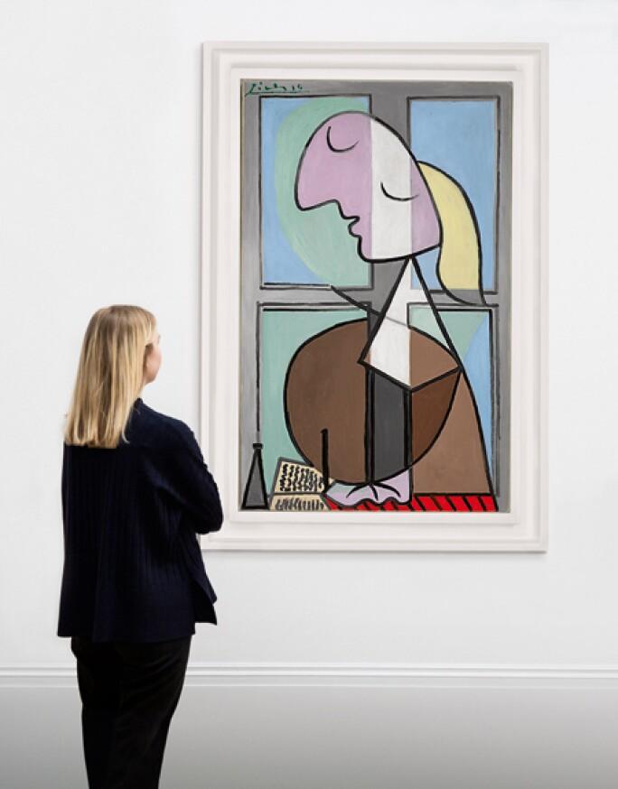 Pablo Picasso\'s Tender Portrait of Marie-Thérèse Walter Fetches ...