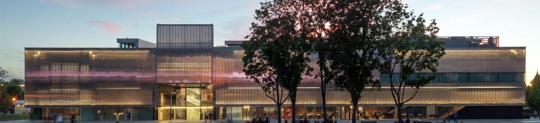 Exterior View, Garage Museum of Contemporary Art