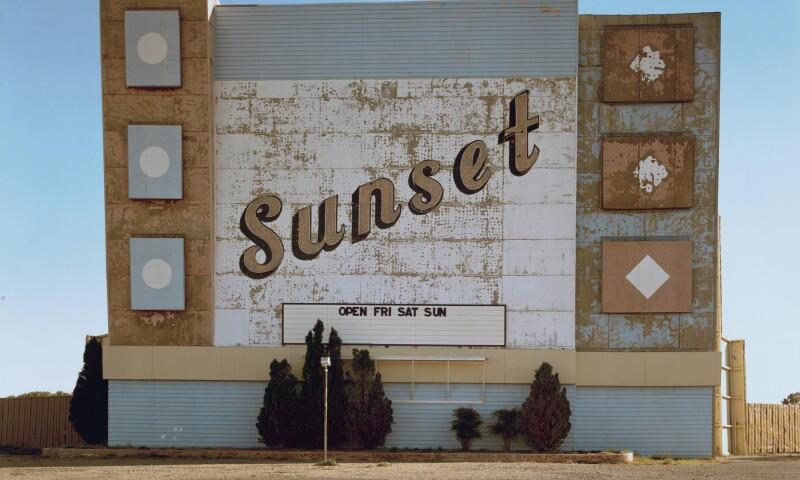 West Ninth Avenue, Amarillo, Texas. October 2, 1974