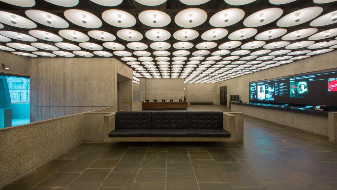 Interior View, The Met Breuer