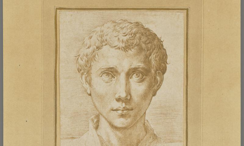 Parmiginano head of young man.jpg