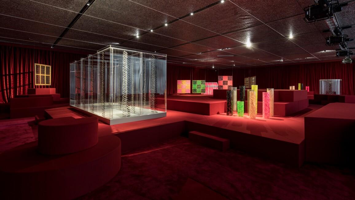 Interior View, Fondazione Prada Milano