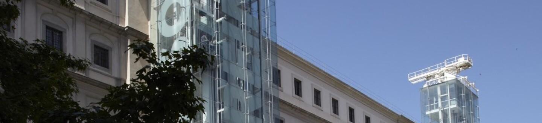 Exterior View, Museo Nacional Centro de Arte Reina Sofía