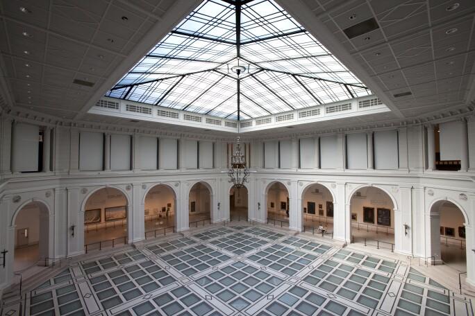 Interior View, Brooklyn Museum