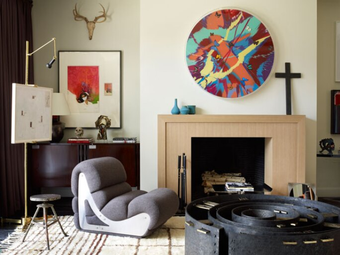 Robert Stilin Designs Contemporary Casual Living Spaces