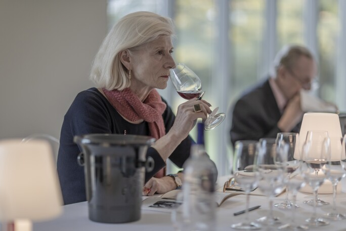 Serena Sutcliffe, MW, Honorary Chairman, Sotheby's Wine