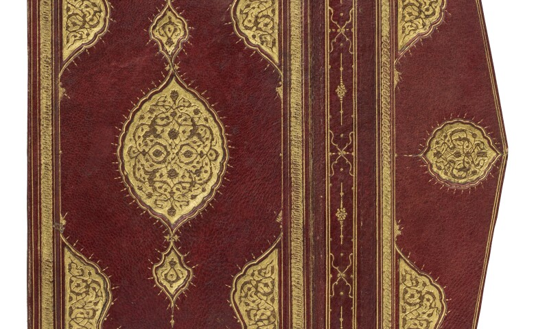 Book Cover, Ottoman Turkey