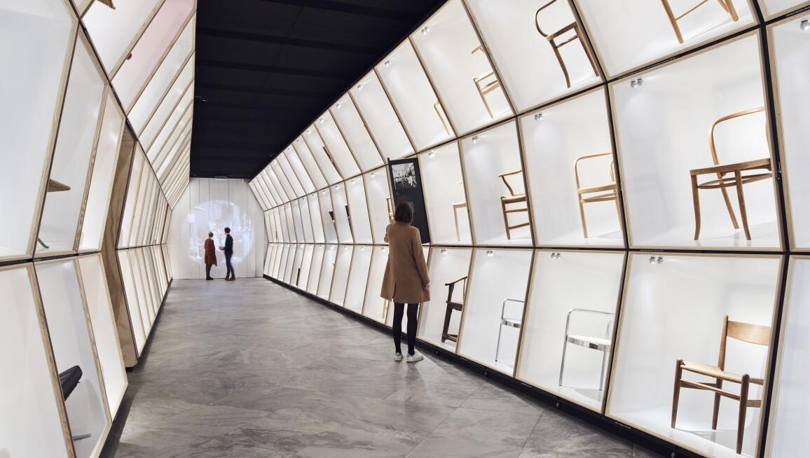 Interior, Designmuseum Danmark