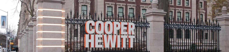 Exterior View, Cooper Hewitt, Smithsonian Design Museum