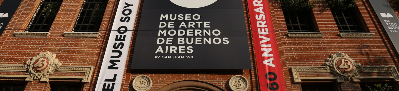 Exterior View, Museo de Arte Moderno de Buenos Aires