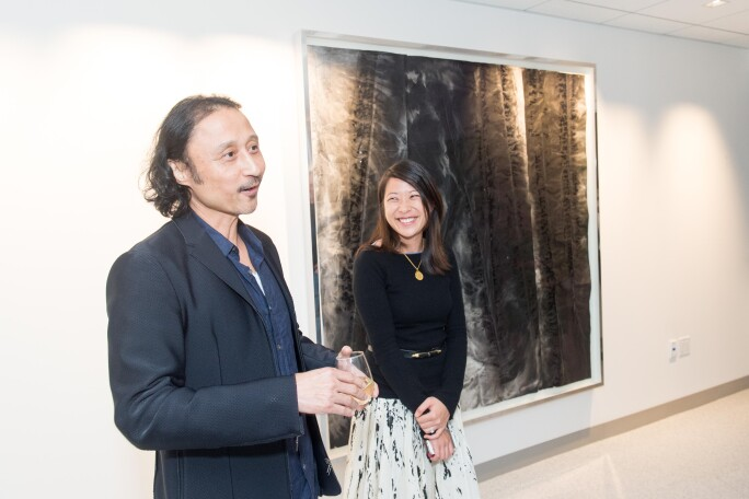 Preview of Zheng Chongbin's 'Structures'