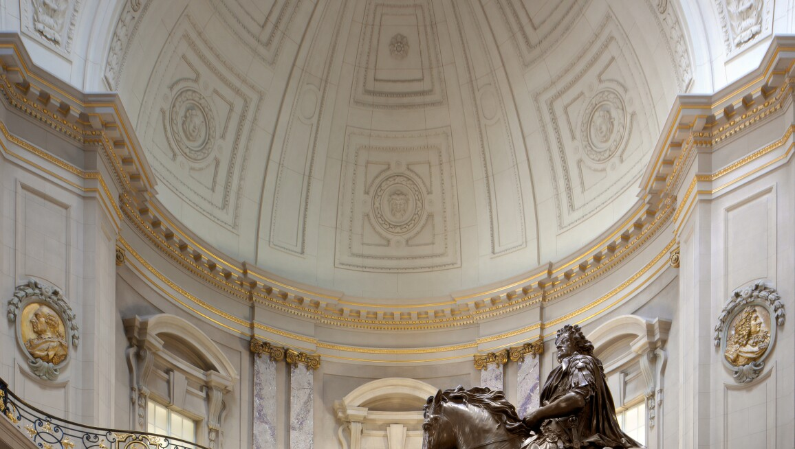 The Great Dome of the Bode Museum