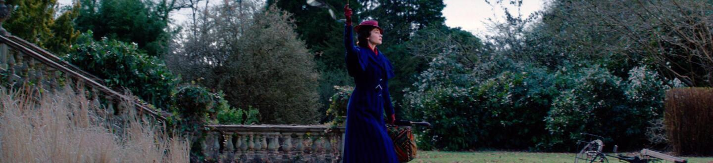 Mary Poppins Returns (also known as Mary Poppins 2) is an upcoming American musical fantasy film directed by Rob Marshall and written by David Magee. It is the sequel to the 1964 film Mary Poppins. The film stars Emily Blunt, Lin-Manuel Miranda, Meryl Str