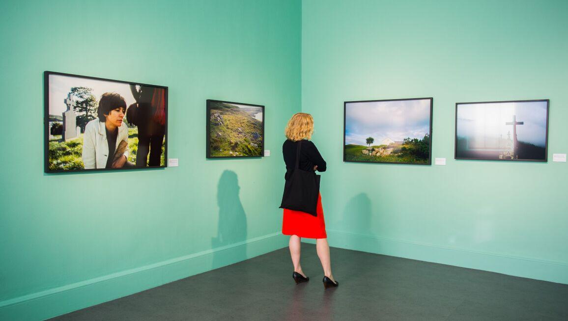 Interior view, Irish Museum of Modern Art