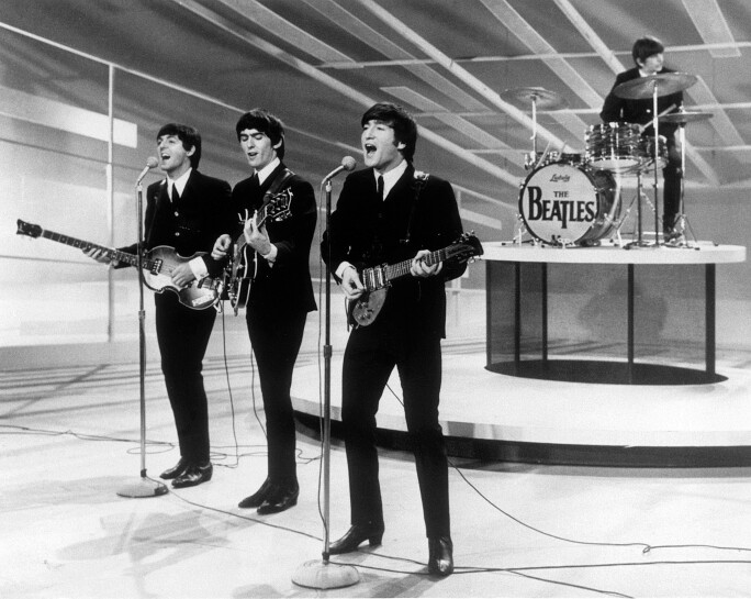 The Beatles in America - USA Tour 1964.