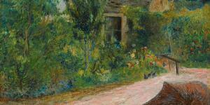 The Early Gauguin with Two Hidden Treasures