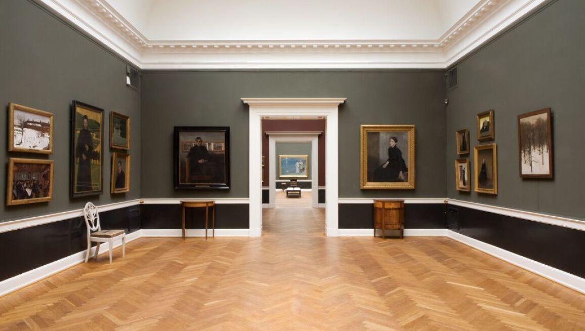 Gallery view, Hirschsprung