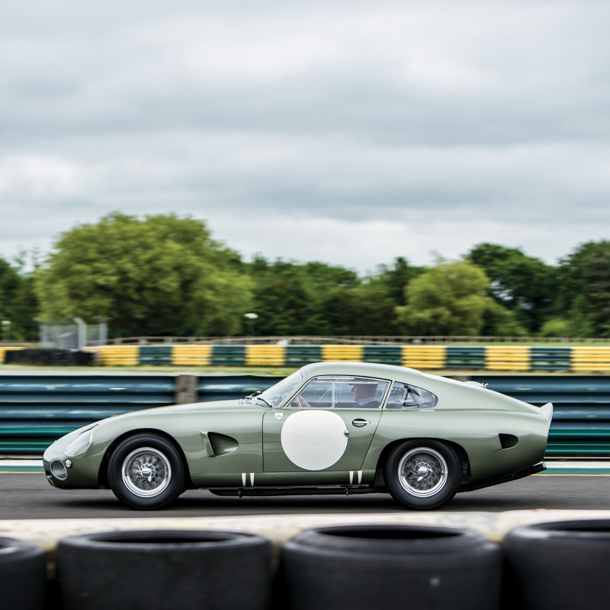 The Legendary Aston Martin DP Prototype Automobiles - Aston martin restoration project for sale