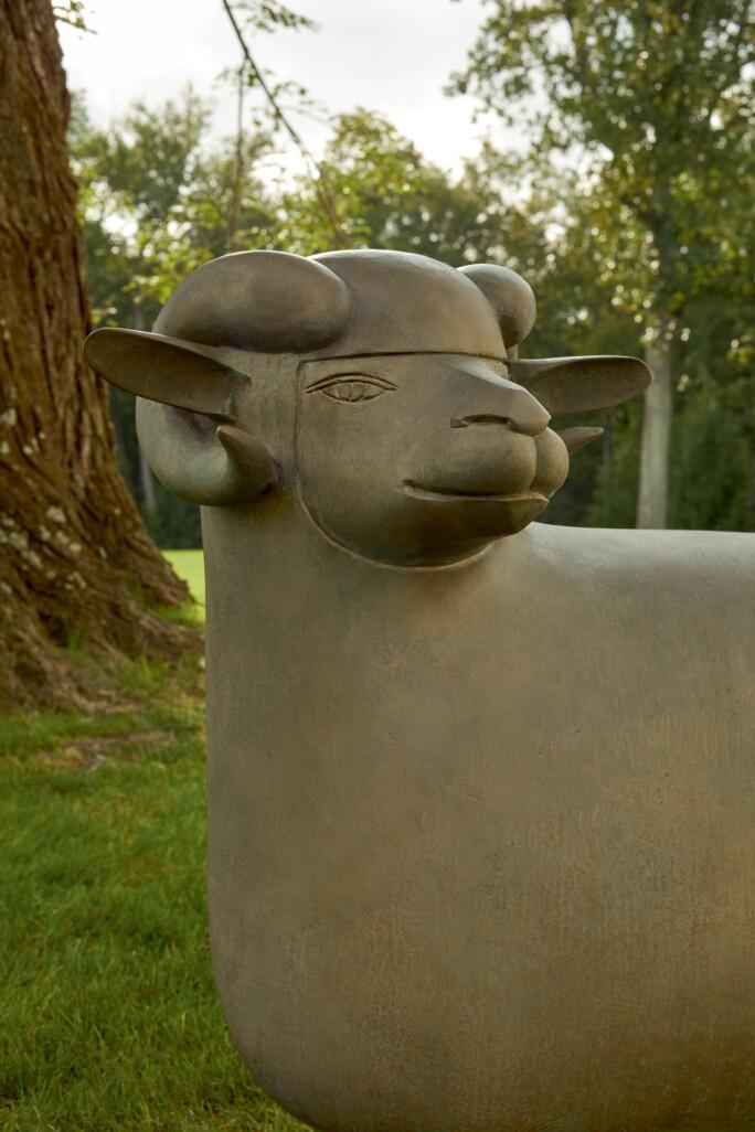 lalanne-sheep-peter-marino