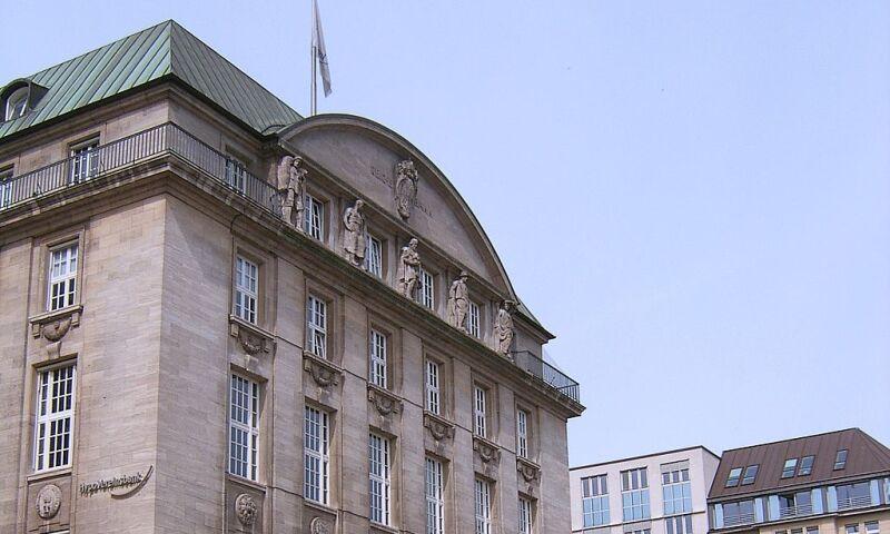 Bucerius Kunst Forum Exterior