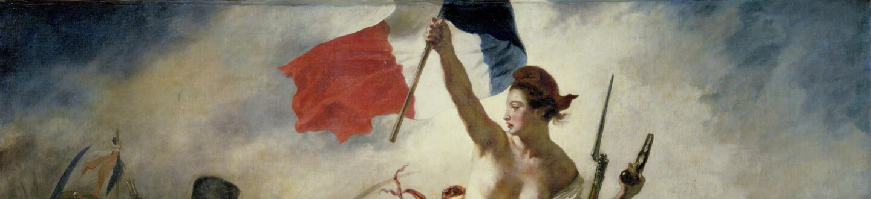 Eugene Delacroix's Liberty Leading the People