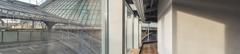 Exterior View, Fondazione Prada Osservatorio