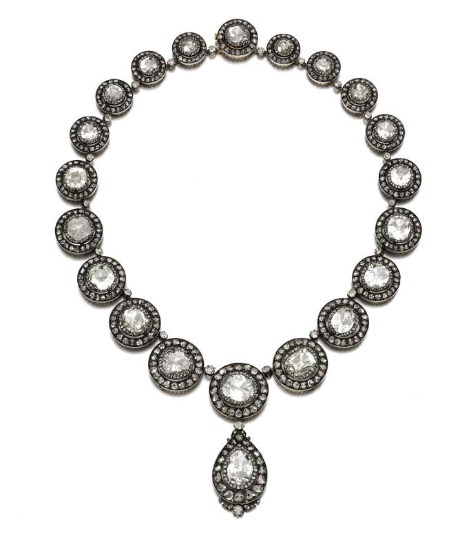 Diamond-necklace-Oscar-Massin