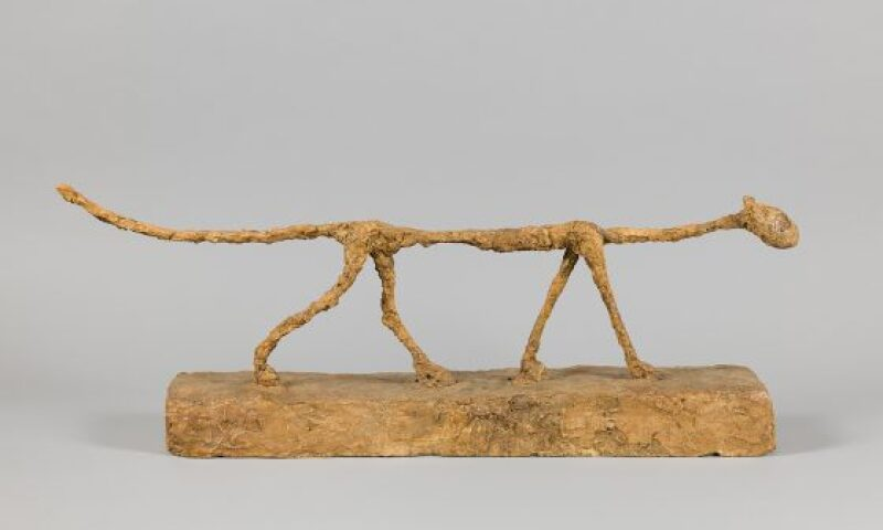 Alberto Giacometti, The Cat (Le Chat)