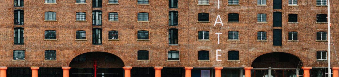 Exterior View, Tate Liverpool