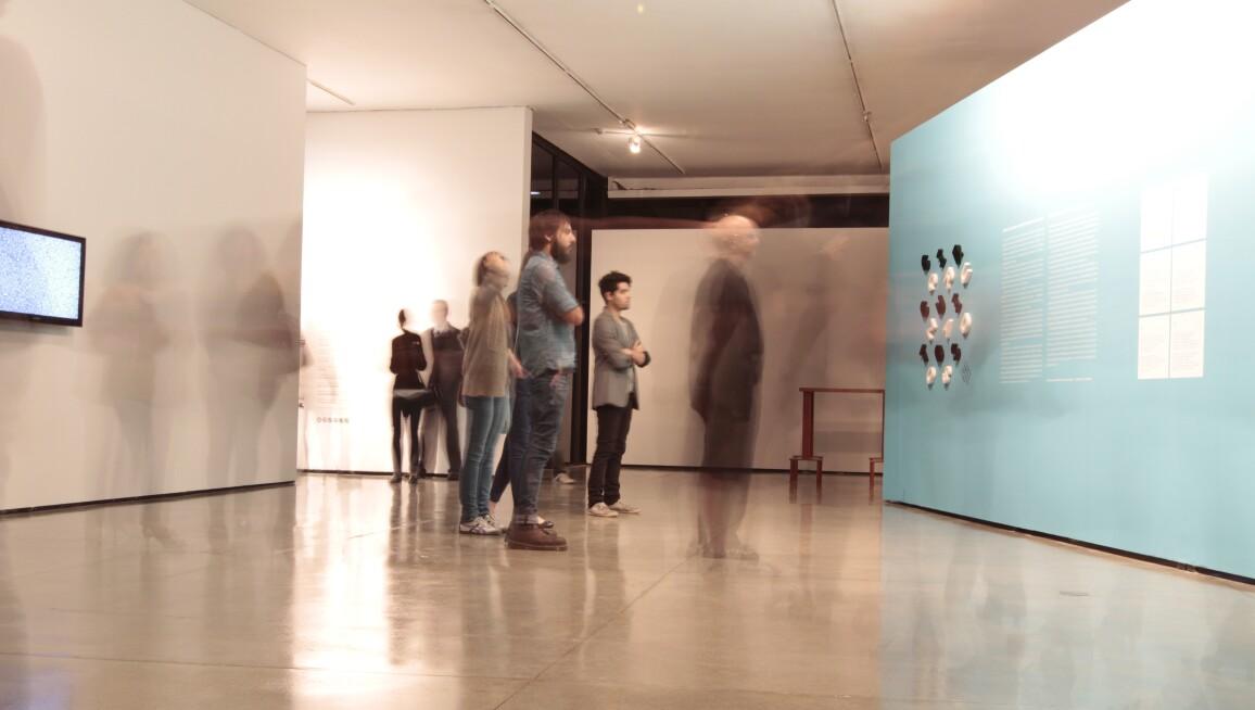 Interior View, Museu de Arte Moderno de São Paulo