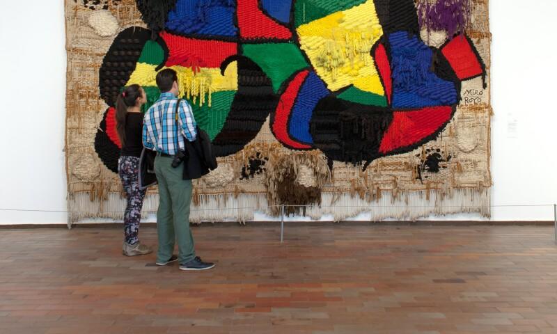 Joan Miró. Tapís de la Fundació, 1979. Fundació Joan Miró. Foto_Pere Pratdesaba (1).jpg