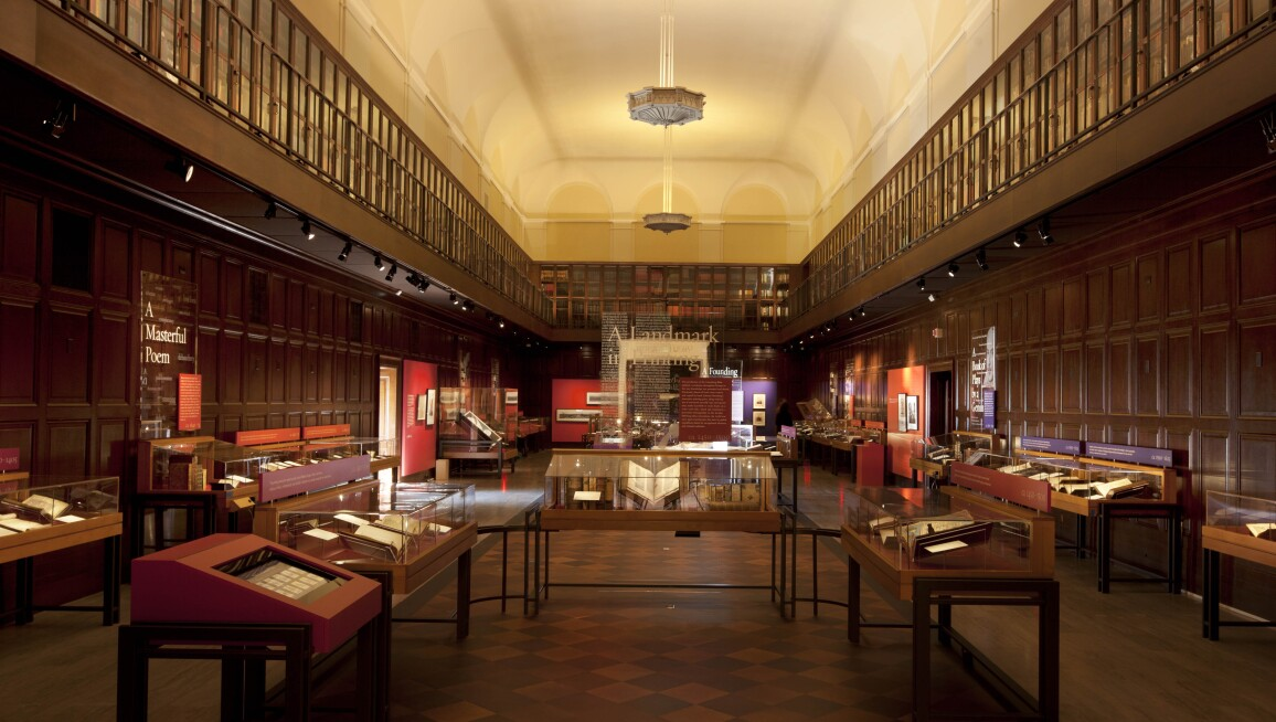 Interior View, Huntington Library, Art Collections, and Botanical Gardens