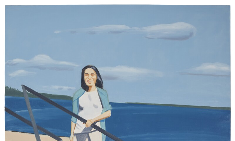 Alex Katz, Ascension, 2002.JPG