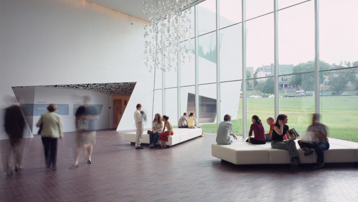 Interior View, Walker Art Center