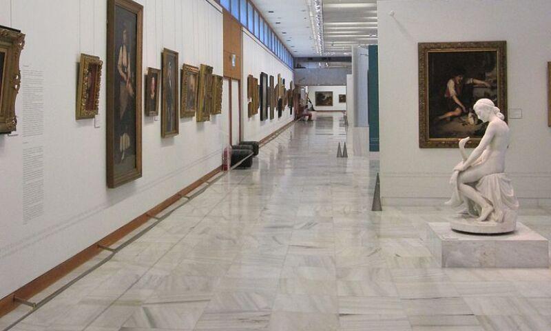 NationalGallery_Interior_Athens