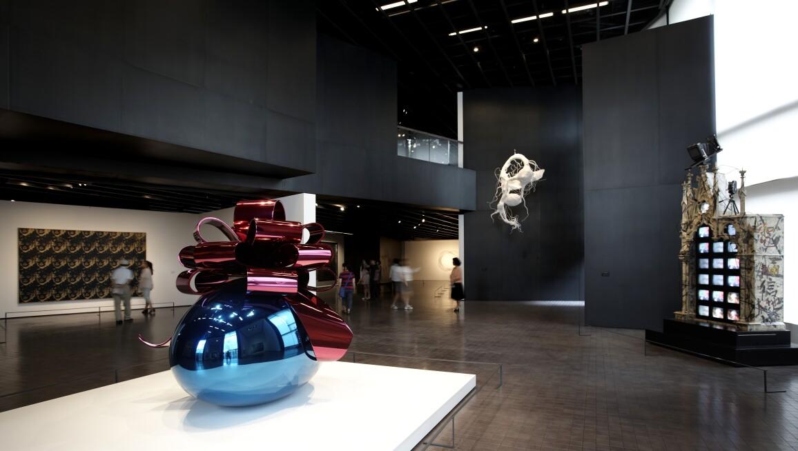 Interior View, Leeum Samsung Museum of Art