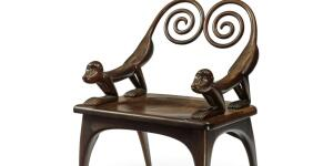 Why Robin Williams Loved Judy Mckie's Whimsical Furniture